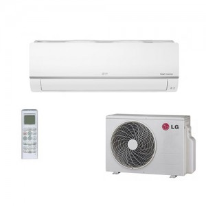 Aparat de aer conditionat LG Standard Plus Inverter PM12SP 12000 Btu/h Wi-Fi inclus