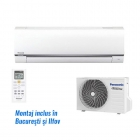 Aparat de aer conditionat Panasonic STANDARD Inverter DE25-TKE 9000 Btu/h cu montaj inclus in Bucuresti si Ilfov